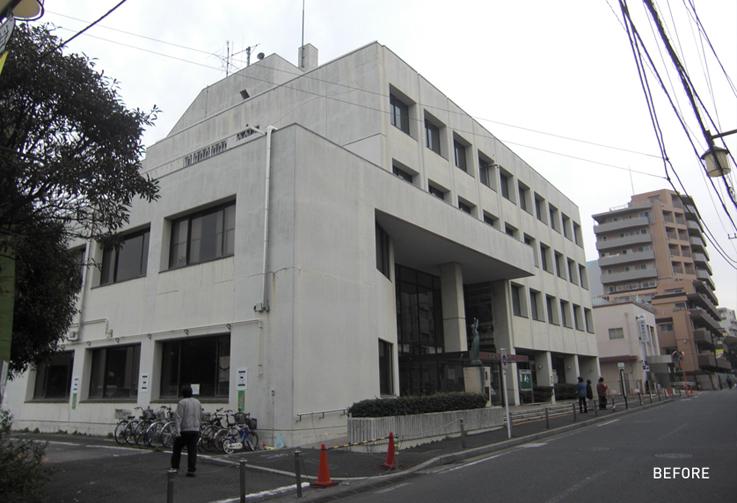 EX.(仮称)清瀬市民センターリファイニング工事|Refining Project of Kiyose Citizen's Center