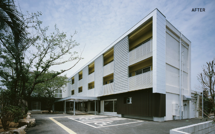 EX.(仮称)後藤寺さくらマンションリファイニング工事|Refining Project of Gotohji Sakura Apartment